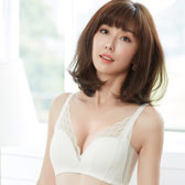Audrey-舒波AIR 無鋼圈B-D罩內衣(象牙白)