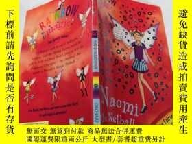 二手書博民逛書店Naomi罕見the Netball Fairy : 投球仙子娜奧米.Y212829 不祥 不祥