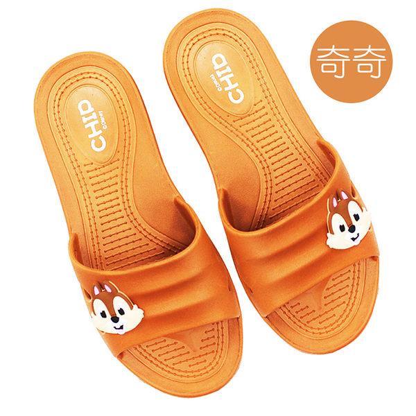 迪士尼乾溼二用室內防滑吸震拖鞋 防水 米其 尼尼 維尼 史迪奇 正版 EVA環保材質 室內拖鞋拖鞋