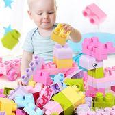 嬰兒積木0-1-2周歲歲早教可啃咬硅膠女孩6-12個月軟膠積木玩具男『CR水晶鞋坊』