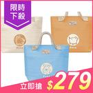 Disney 迪士尼 維尼日和-輕巧手提保溫袋(1入) 款式可選【小三美日】$289