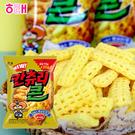 韓國 HAITAI 海太 奶油風味玉米脆片 90g 奶油玉米脆片 奶油玉米餅乾 玉米脆片 餅乾 韓國餅乾