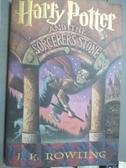【書寶二手書T1/原文小說_PIU】Harry Potter and the Sorcerer s Stone_J. K. Rowling