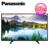 Panasonic 國際牌 43吋 FHD 液晶顯示器+視訊盒 TH-43F410W