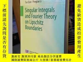 二手書博民逛書店Singular罕見Integrals and Fourier