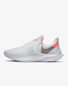 NIKE系列-Nike Air Zoom Winflo 6 女款白橘運動慢跑鞋-NO.AQ8228102
