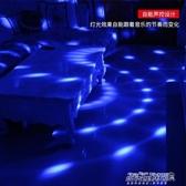 車內室Dj舞臺燈聲控氛圍燈汽車免改裝頂棚led裝飾燈DJ音樂節奏燈 傑克型男館