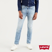 Levis 男款 上寬下窄 502 Taper牛仔褲 / 水藍刷白 / 彈性布料
