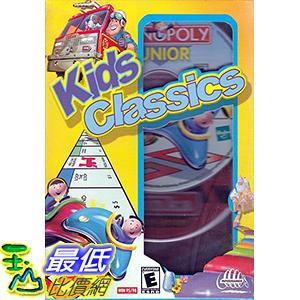 [106美國暢銷兒童軟體] Hasbro Classic Favorites for Children