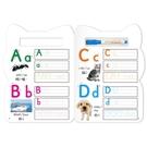 英文字母ABC(N次寫.輕鬆學)