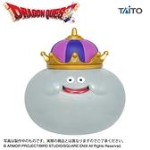 TAITO 景品公仔 勇者鬥惡龍 金屬 國王史萊姆 史萊姆王 【鯊玩具】