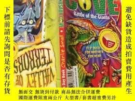二手書博民逛書店dinosaur罕見cove 恐龍灣Y200392