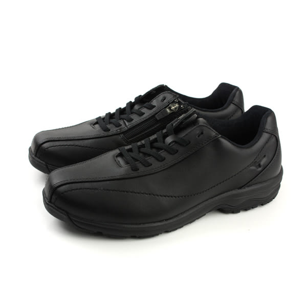 Mizuno 美津濃 WALKING 健走鞋 黑色 男鞋 no007
