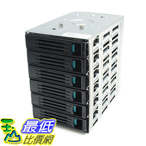 [106美國直購] Intel AXX6DRV3G 6-Drive Hot-Swap Non-expanded Kit