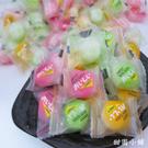 浪漫三色粉彩糖/粉彩水果糖 1500g 甜園小舖