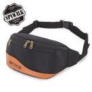 腰包 SPYWALK 配皮時尚輕便單肩包腰包兩用包 NO:2716-1
