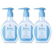 《台塑生醫》Dr's Formula嬰幼童潤膚乳液250g(3瓶)