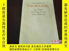 二手書博民逛書店《THE罕見SEA-GULL》(歐美名劇選 海鷗)HZY1231