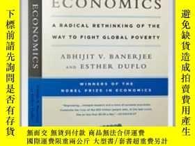 二手書博民逛書店貧窮的本質:我們為什麽擺脫不了貧困罕見Poor EconomicsY21066 PublicAffairs P