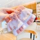 兒童手套 春季1-3歲0-2男女童小孩可愛寶寶翻蓋保暖小童指套【快速出貨八折搶購】