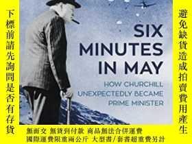 二手書博民逛書店Six罕見Minutes In MayY255562 Nicholas Shakespeare Harvill
