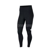 Nike 長褲 Running Leggings 黑 白 女款 緊身褲 跑步 路跑 運動休閒 【PUMP306】 CJ1980-010