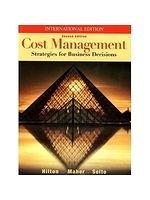 二手書博民逛書店《Cost Management: Strategies for