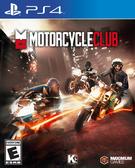 PS4 摩托車俱樂部(英文版)