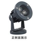 戶外燈 led3W小射燈戶外防水