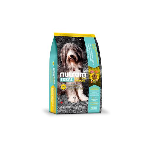 寵物FUN城市│紐頓nutram I20 三效強化犬 羊肉糙米 狗飼料【13.6kg】犬糧 成犬