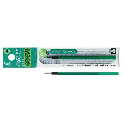 《☆享亮商城☆》LFBTRF12EF-G 綠色 0.5mm魔擦筆芯 PILOT