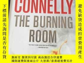 二手書博民逛書店michael罕見connelly the burning ro