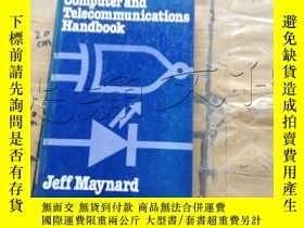 二手書博民逛書店Computer罕見and Telecommunications