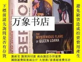 二手書博民逛書店Umberto罕見Eco 埃科 : The Mysterious Flame of Queen Loana 大量彩