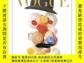 二手書博民逛書店Food罕見in Vogue,Vogue雜誌中的食物 英文原版飲食文化圖書Y302154 無 Abrams I