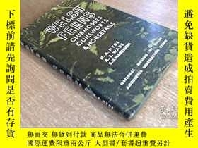 二手書博民逛書店WELSH罕見FERNS Clubmosses, Quillwo