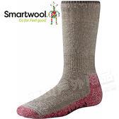 Smartwool SW001054-643 灰褐/亮粉 女 超級減震 Hike 高筒襪 美麗諾羊毛襪/機能排汗襪/戶外健行襪/雪襪