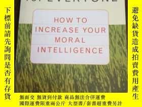 二手書博民逛書店Ethics罕見for Everyone: How to Inc