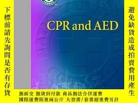 二手書博民逛書店Cpr罕見And AedY255562 National Safety Council Mcgraw-hill