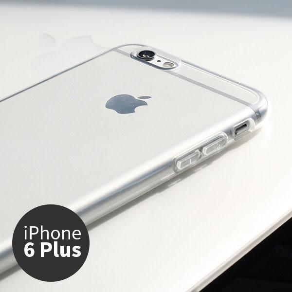iPhone 6/6s Plus 手機殼 5.5吋【Crystalline II 晶透經典二代 - 白鑽】- WaKase