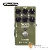 Dunlop M81 貝斯前級放大效果器【MXR Bass Preamp/M-81】