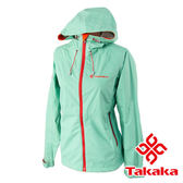 Takaka 防水外套 女 粉綠 21360