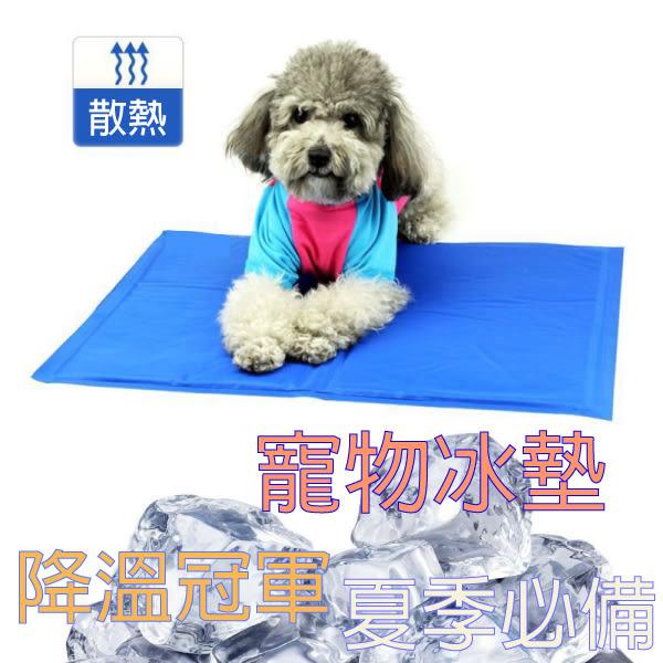 巴黎彩虹 多功能冰墊涼墊床墊 寵物冰墊夏天冰涼 散熱墊 坐墊 枕頭墊 L號區 現+預
