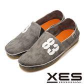 XES 經典帆布鞋進化版 83懶人鞋情侶款(男) 柔軟度up舒適上市_黑色