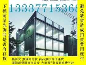 二手書博民逛書店【罕見】2010年精裝 集裝箱地圖集 Container Atl