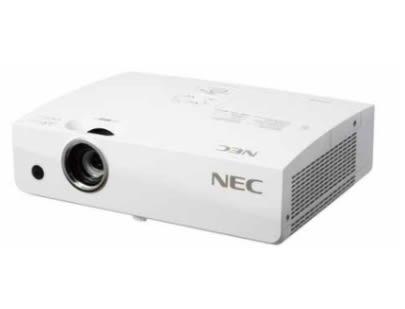 贈門市禮券《名展影音》恩益禧NEC MC401X 攜帶型輕巧標準投影機 適用會議教學使用 另售EB-W42