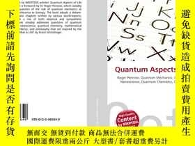 二手書博民逛書店Quantum罕見Aspects Of LifeY364682 Surhone, Lambert M.; Ti