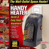 暖風機小型迷你電熱風機辦公家用取暖器暖風機加熱器110V專用