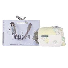 Cheeky Chompers-Cheeky Blanket 袋鼠搓搓被(童話牧場)[衛立兒生活館]