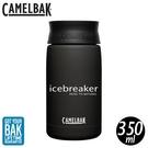 【CamelBak 美國 icebreaker聯名款350ML保冰/溫隨行杯《黑》】CB2319003135/保溫杯